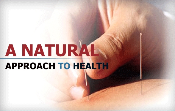 A natural approach to health acupuncture